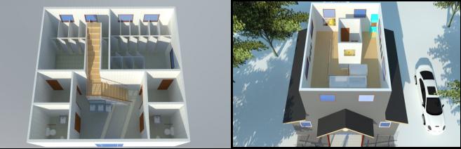 """宏联众薄壁轻钢结构运用到""""京环杯""""城乡公共卫生综合体创新创意大赛"""